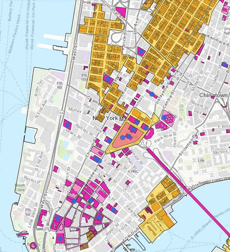 Preservation Protection Is Patchy in Lower Manhattan