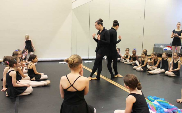 New American Youth Ballet