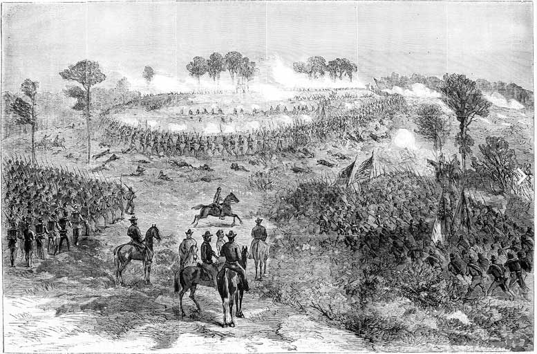 The Battle of Chaffin's Farm