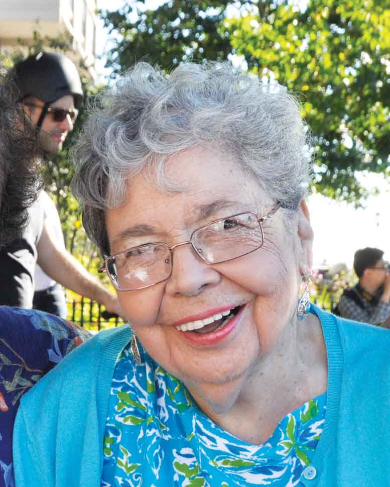 Ruth Ohman (1930 - 2016)