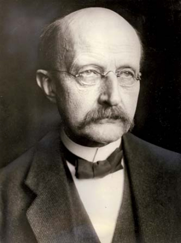 """Max Planck """"Science cannot solve the ultimate mystery of nature. And that is because, in the last analysis, we ourselves are a part of the mystery that we are trying to solve."""""""