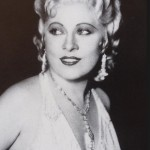"Mae West  ""When choosing between two evils, I always like to try the one I've never tried before."""