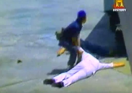 Aquino assassinated at the Manila airport