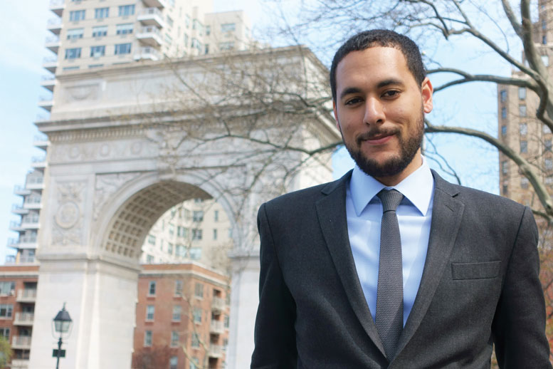 Challenger Christopher Marte, running on the Independence Party line, captured 37 percent of the vote, which amounts to an unusually strong showing for a third-party candidate in Lower Manhattan.
