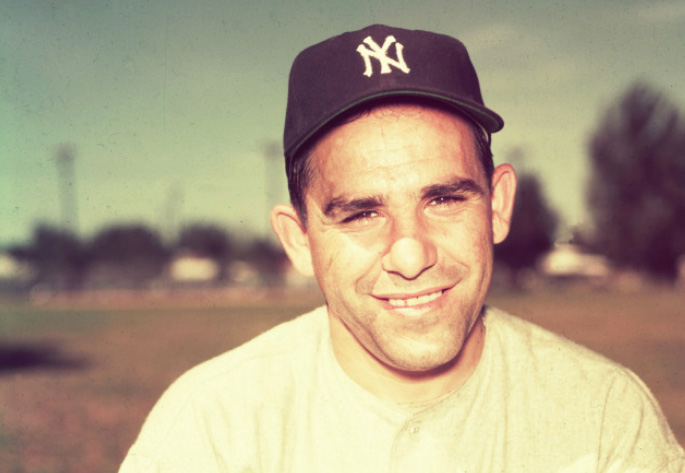 """Always go to other people's funerals,  otherwise they won't come to yours."" Yogi Berra"