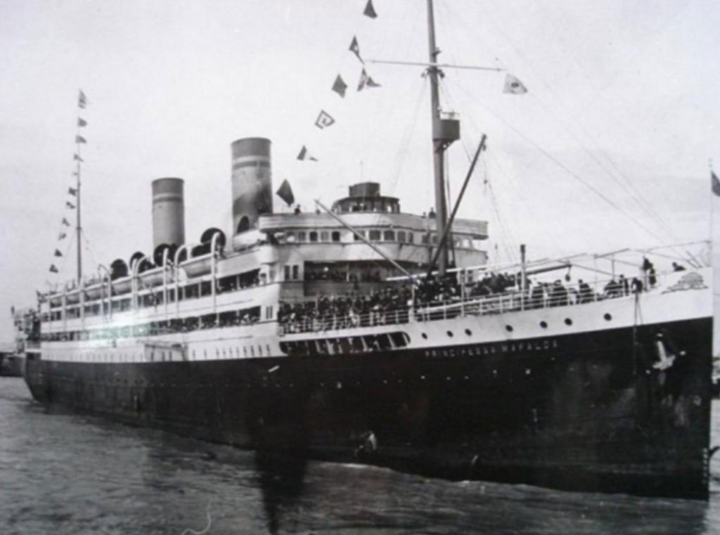 SS Principessa Mafalda
