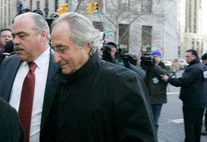 Bernie Madoff is an American fraudster and a former stockbroker, investment advisor, and financier.
