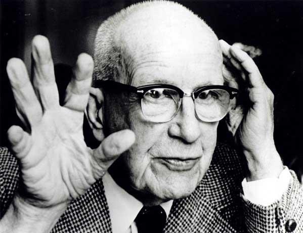 "Buckminster Fuller ""Call me Trim Tab"""