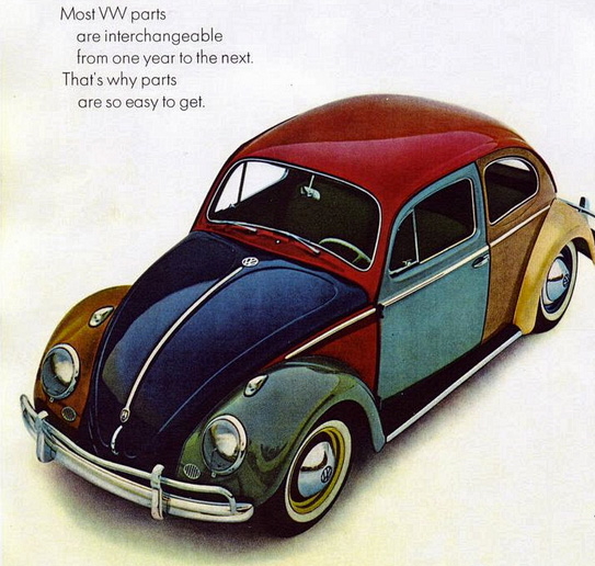 In 1978 the last VW Beetle rolled off the assembly line in Germany.When Beetle No. 15,007,034 was produced, Beetle production surpassed that of the previous record holder, the Ford Model T.