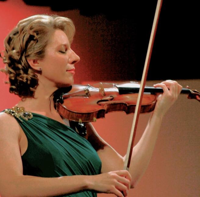 "Elizabeth Pitcairn and the ""Red Mendelssohn"" violin"