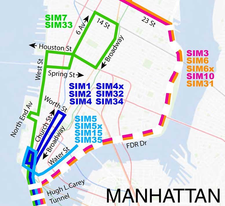Brooklyn To Staten Island Bus Schedule