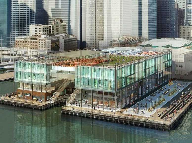 Lollapalooza Producer Coming To South Street Seaport