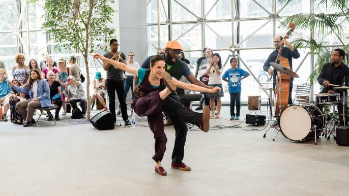 Among the LMCC projects Lili Chopra will oversee is the annual River To River Festival, which brings live performances to dozens of Lower Manhattan venues each summer.