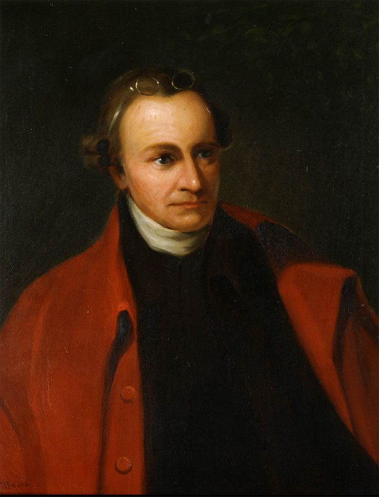 Patrick Henry Oil on canvas, Painted by George Bagby Matthews (1857 - 1943)