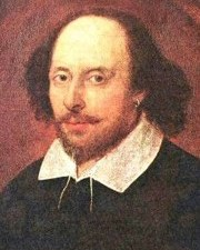 "William Shakespeare ""Away, you starvelling, you elf-skin, you dried neat's-tongue, bull's-pizzle, you stock-fish!"" (Henry IV Part I - Act II, Scene iv)"