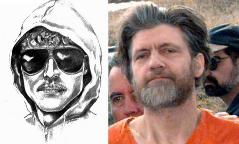 Ted Kaczynski,  the Unabomber