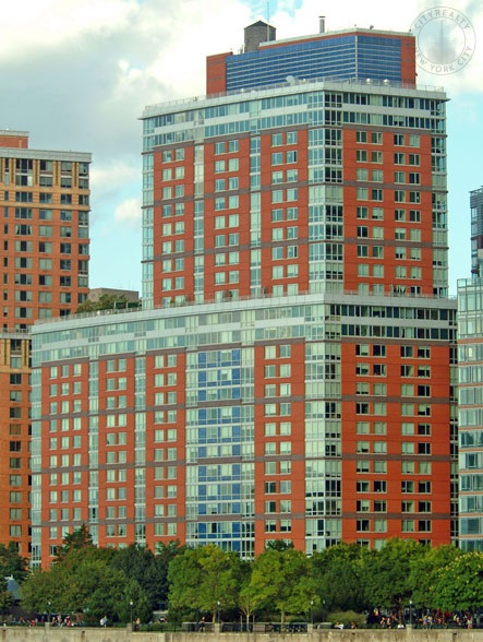 The Solaire, built as a rental apartment tower (with 293 units) in 2003, received a State-financed mortgage of $165 million, plus millions more in annual tax abatements, in exchange for affordability protections, primarily in the form of rent stabilization. But now the building's owners have taken the first steps to convert it into a condominium, which may raise questions about ongoing affordability for the building's rental tenants.