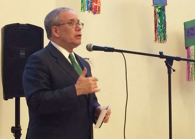 """City Comptroller Scott Stringer: """"The economic growth in our neighborhoods is good news, but only if it means real opportunities for the working families, seniors, and immigrants who built these communities in the first place."""""""
