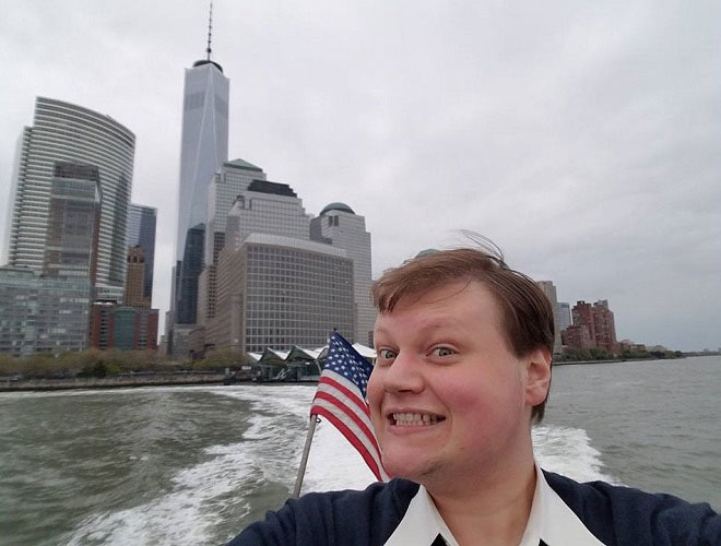 Darren Drake, who worked in Lower Manhattan, was killed one year ago today in the terrorist attack on West Street.