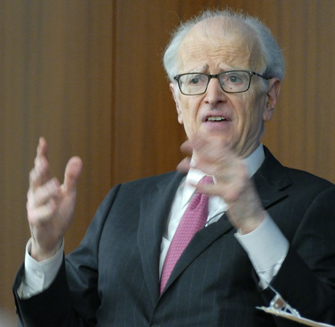 "Judge Jonathan Lippman: ""I hear you, I agree with you. One of the Commission's criticisms of the City is that the [proposed new] jails are out of scale."""