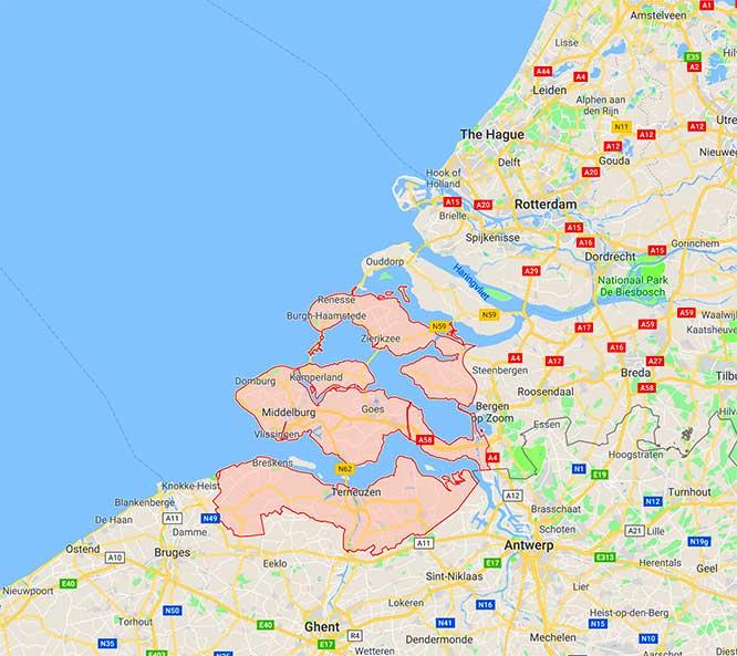 Holland/Zeeland