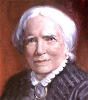 Elizabeth Blackwell  1849 - Elizabeth Blackwell is awarded her M.D. by the Geneva Medical College of Geneva, New York, becoming the United States' first female doctor.