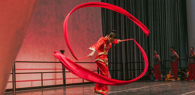 Brookfield Place will offer traditional Chinese music and dancing, along with numerous other Lunar New Year festivities, this weekend.