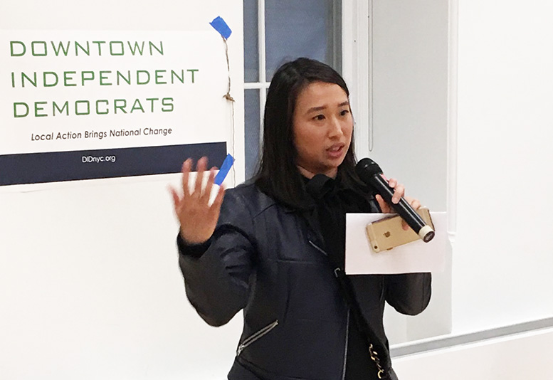 State Assembly member Yuh-Line Niou will host a Town Hall meeting on Sunday, to discuss legislative priorities with her Lower Manhattan constituents.