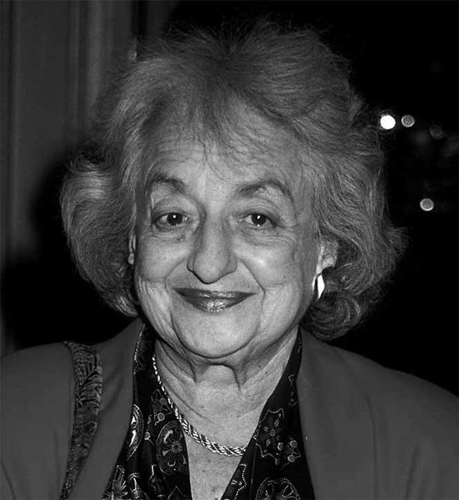 Betty Friedan, American author and activist February 4 - 1921 ~  February 4 2006