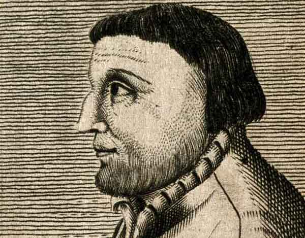 Hieronymus Bock was a German botanist, physician, and Lutheran minister who began the transition from medieval botany to the modern scientific worldview by arranging plants by their relation or resemblance.