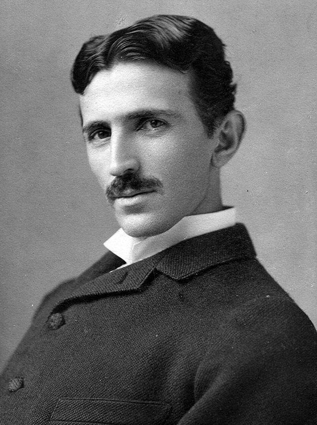 Electrical engineer Nikola Tesla