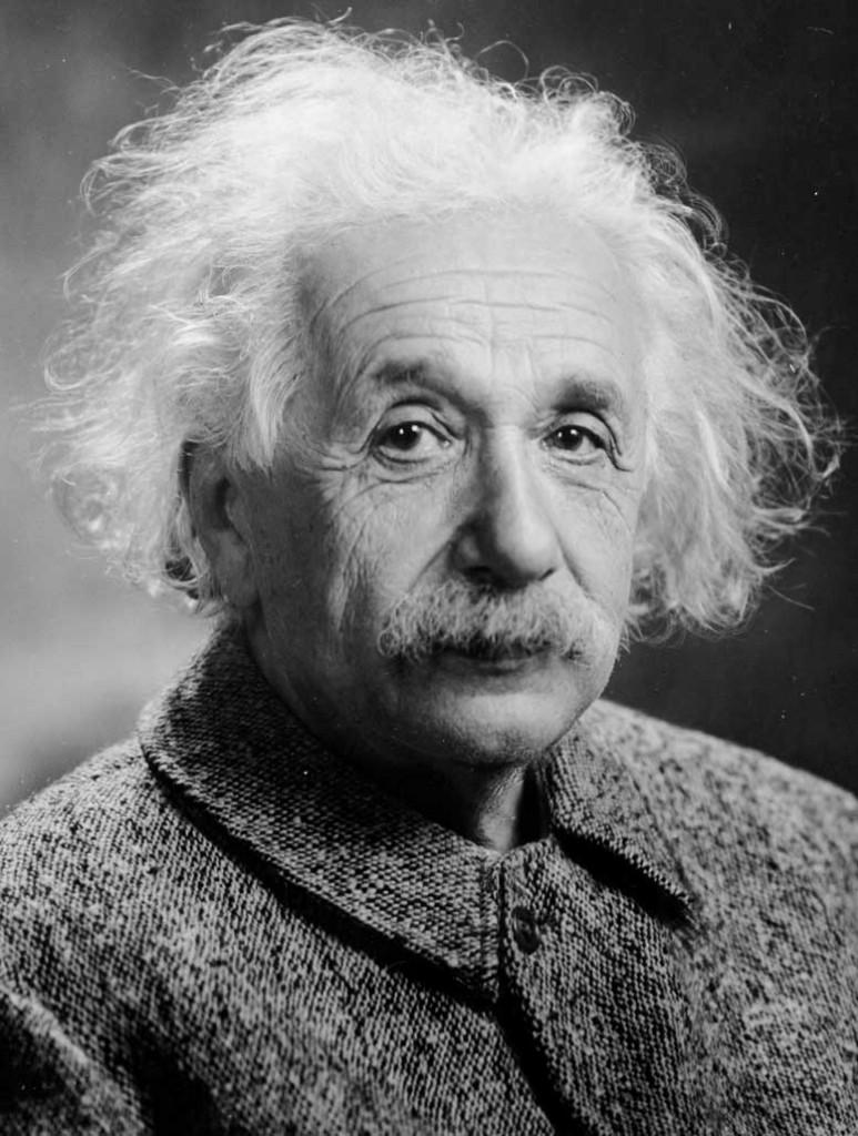 Professor Einstein