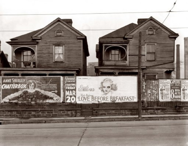 Walker Evans          'Love Before Breakfast'