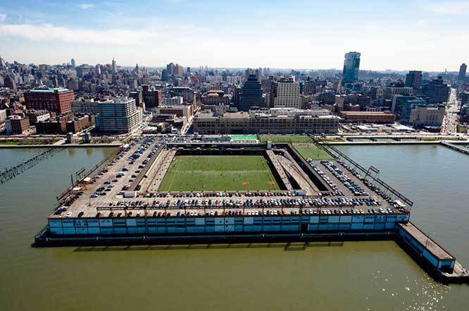 The 14-acre former cruise ship terminal situated along the Hudson River waterfront, near West Houston Street, has evolved into a much-prized recreational facility.